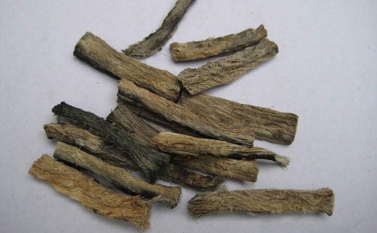 Kudzu roots