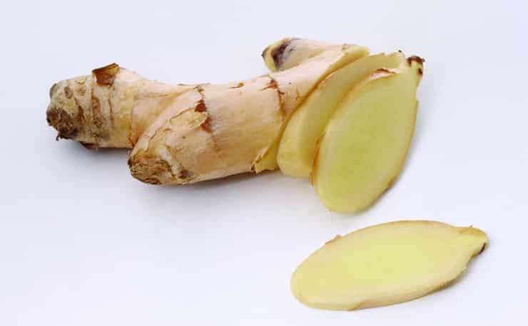 Ginger extracts