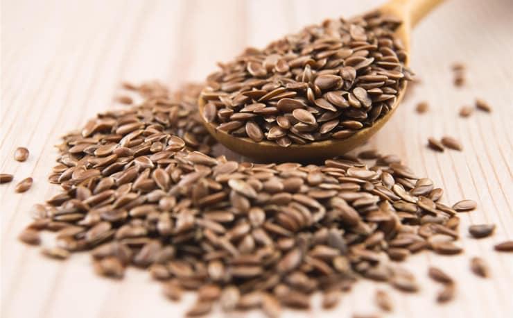 Flaxseed-extract